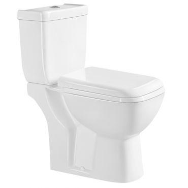 Top Flush Toilet